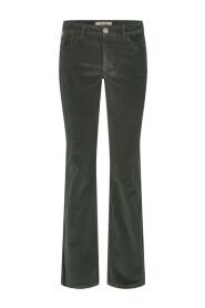 Victoria Corduroy Flare Pants