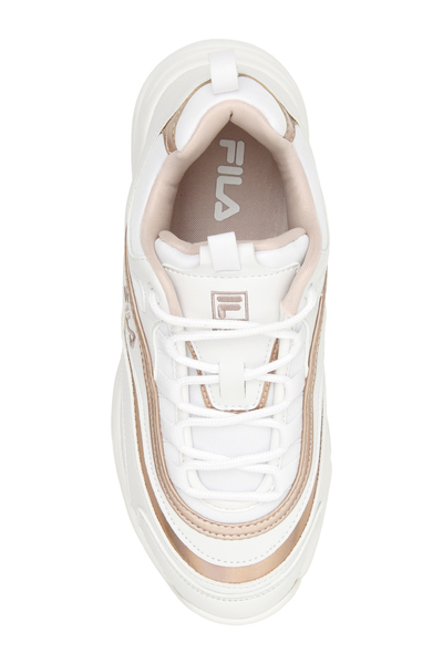 Mixed Colours Ray Low Sneakers Fila