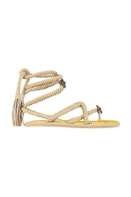 LOW THONG SANDALS