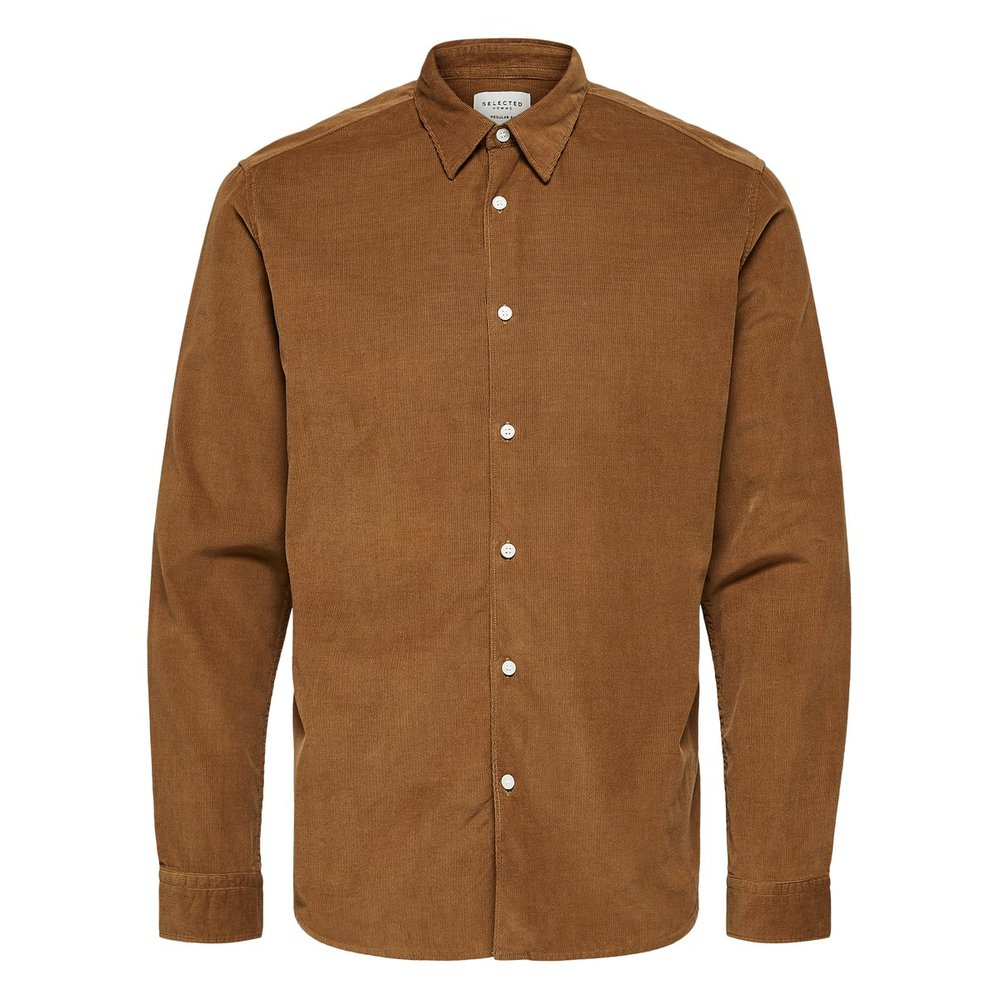 Long sleeved shirt Corduroy
