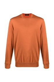 Sweater ml round cashmere