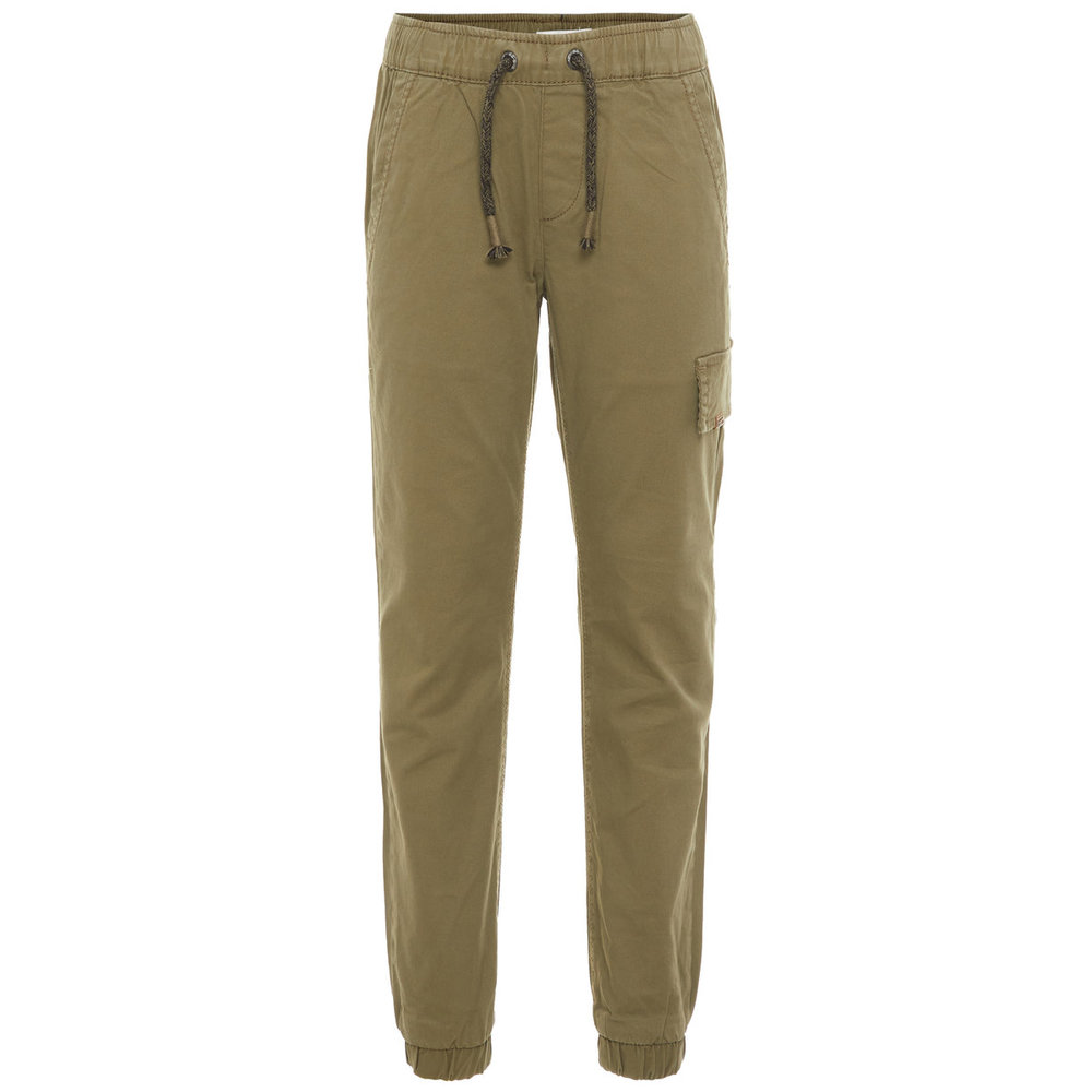 Twill Trousers baggy fit