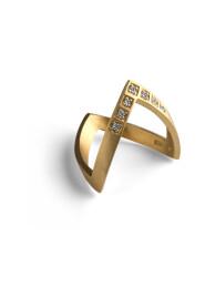 Diamant V-ring
