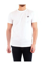 FRED PERRY M3519 T-SHIRT Men WHITE