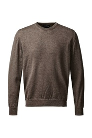 O-Neck Merino Pullover Sweaters And Knitwear