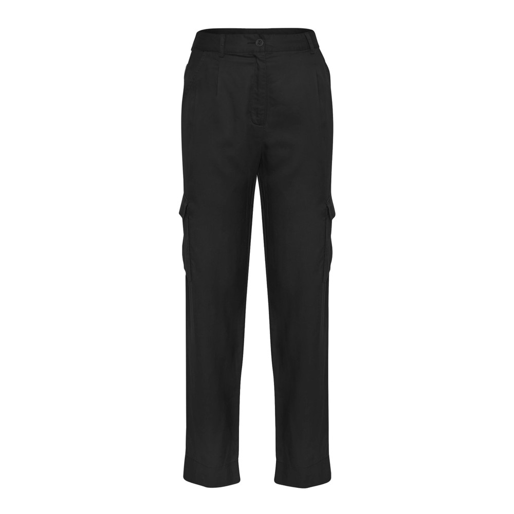 Black Orion Mw Trousers  Second Female  Baggy bukser - Dameklær er billig