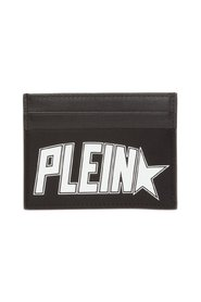 Card holder with logo