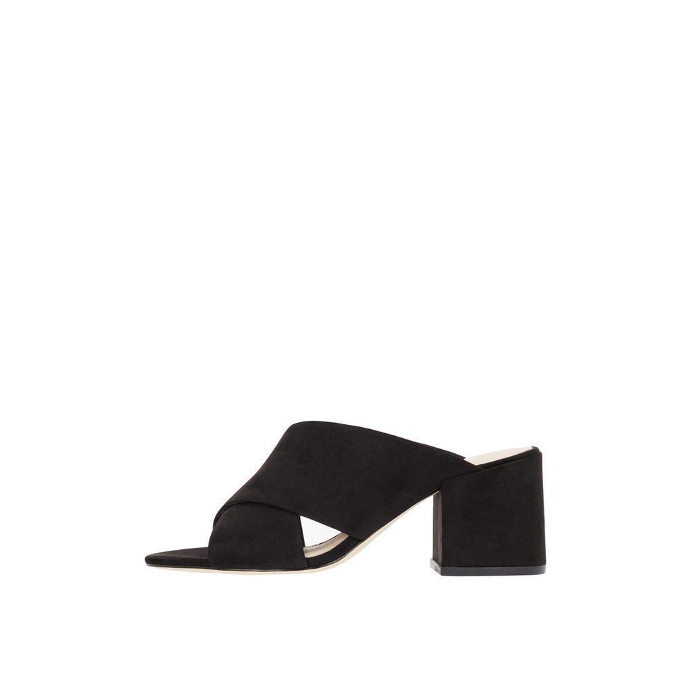 Sandals Cross-Strap Slip-on