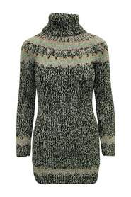 Long Knitted Sweater Pre Owned Condition Very Good