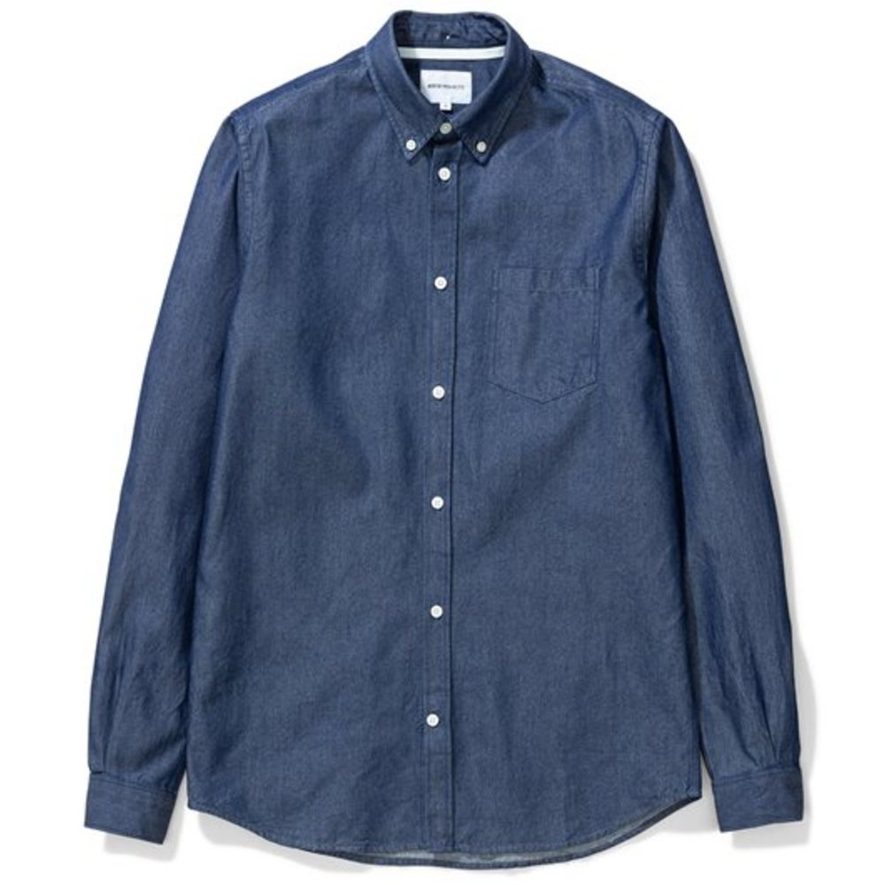 Anton Denim Rinsed Norse Projects