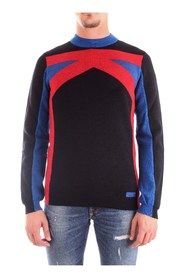 BIKKEMBERGS CSG4810X0143 JERSEY Men RED