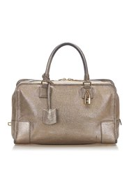 Amazona Calf Leather Handbag