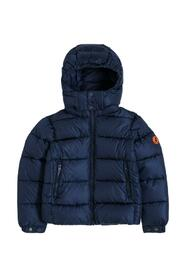 Ecological  Down Jacket with Logo