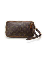 Monogram Canvas Pochette Marly Bandouliere Bag