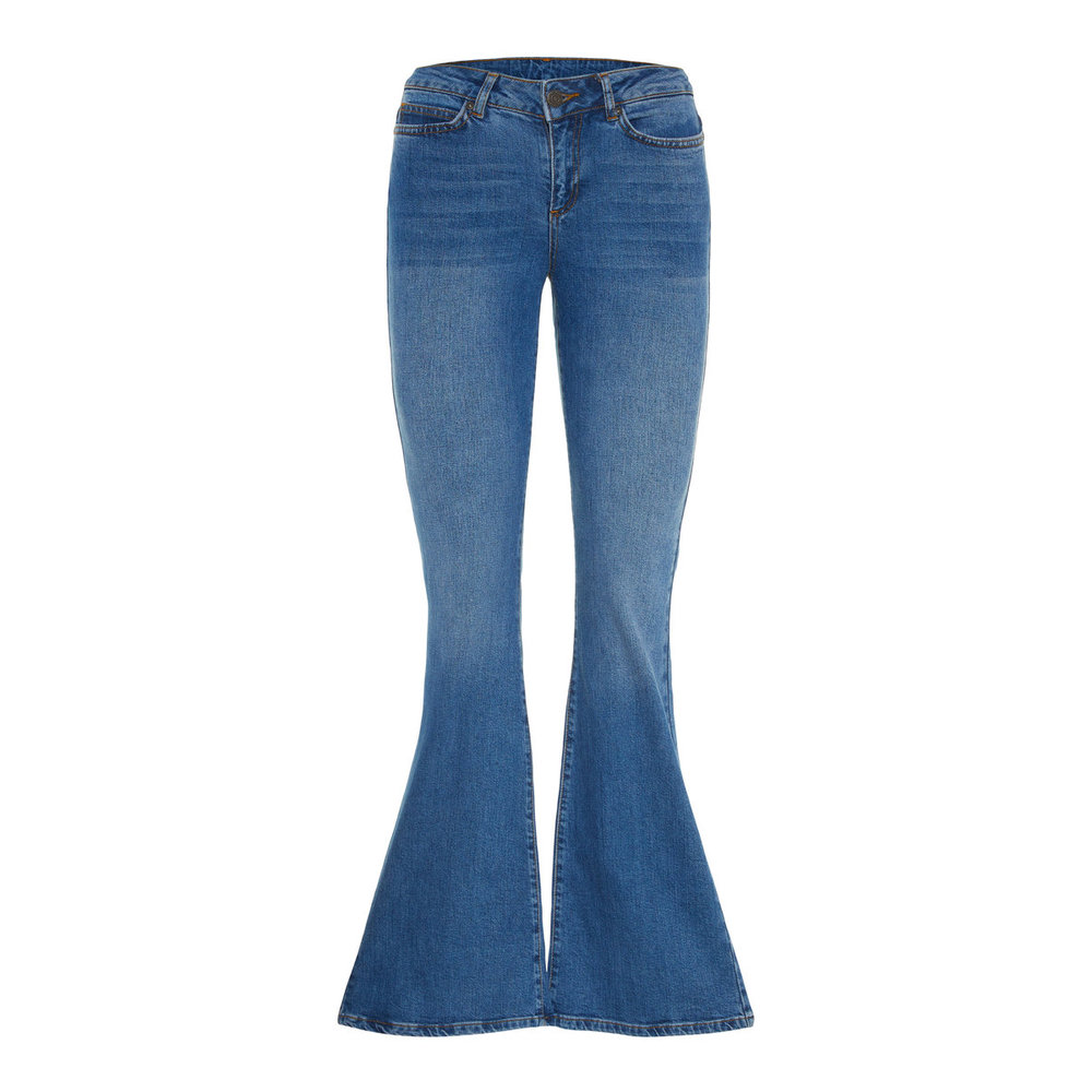 Flared Jeans Normal Waist