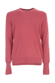 SOLID COLOUR SWEATER CREW NECK