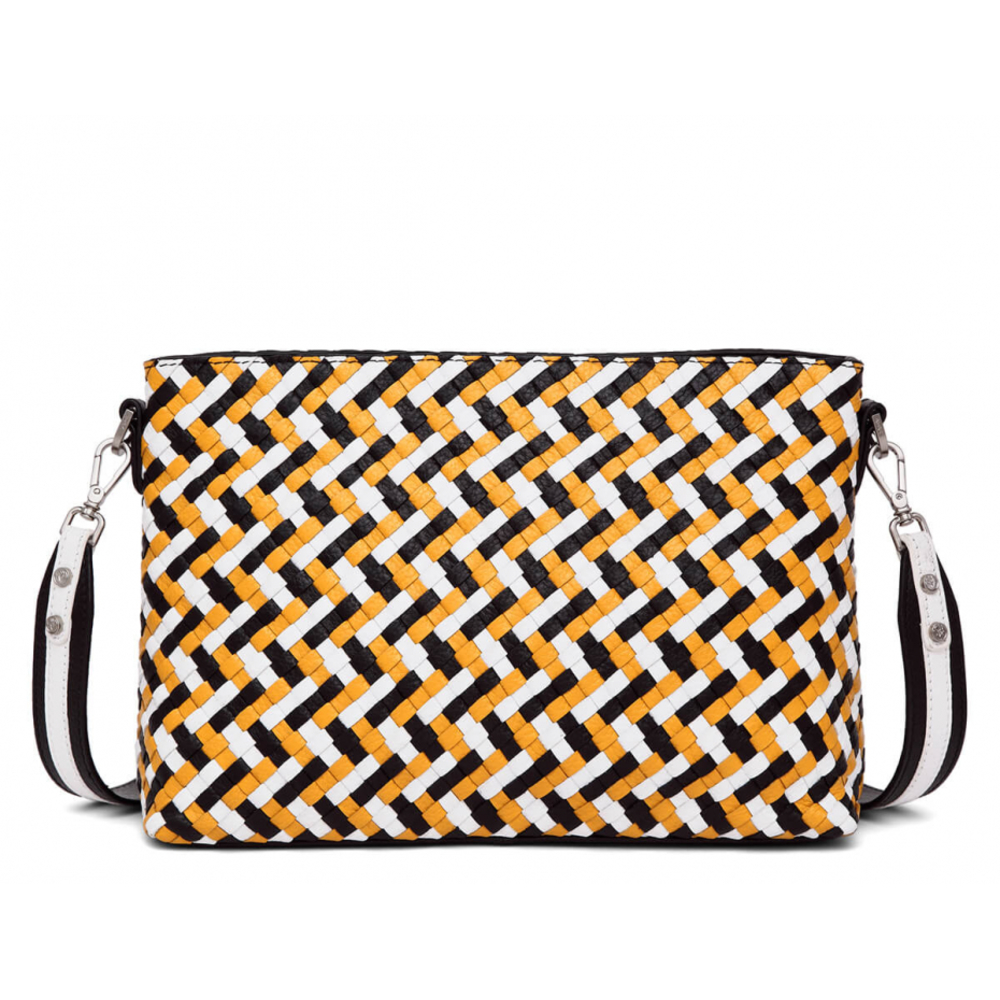 Jane Multi Cormorano Crossbody