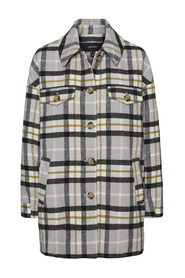 Vmcalakerry Check Jakke Outerwear