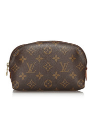 Monogram Cosmetic Case Canvas