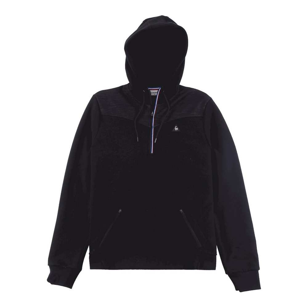 STA Cotton Tech Hood 1/2 Zip