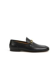 'Jordaan' Leren Loafers