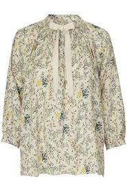 Sheer Voile Tunic 192201