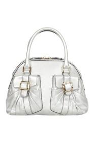 Brugt læder håndtaske