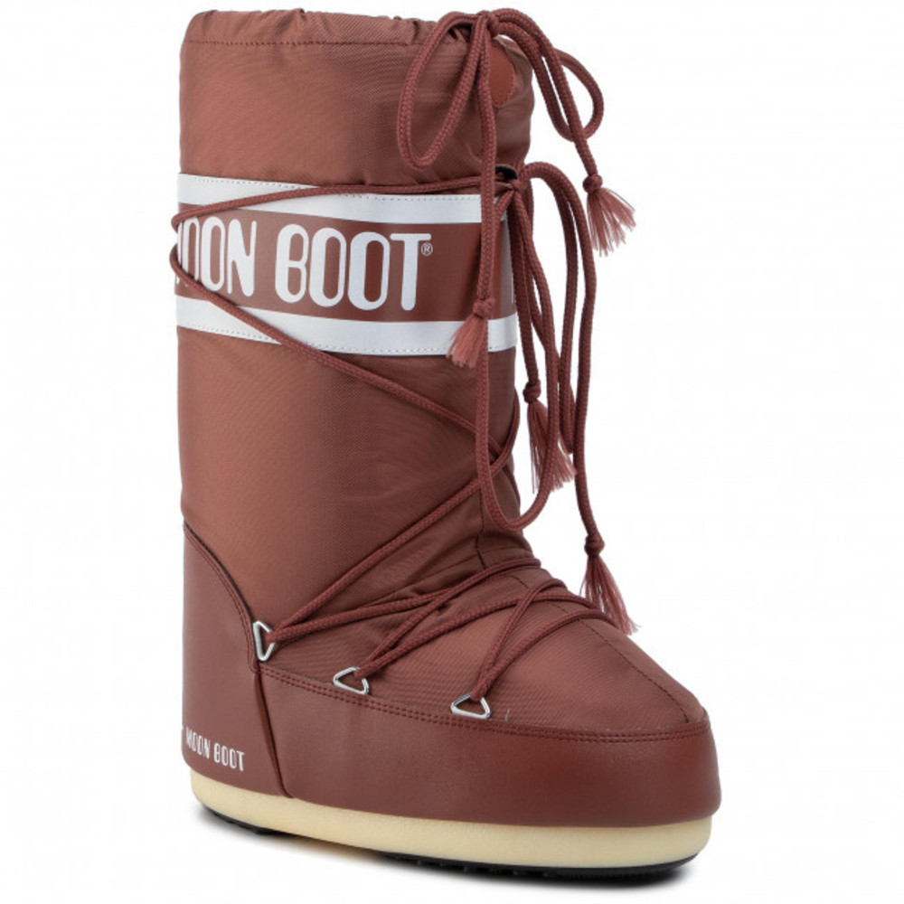 Moon boots dame