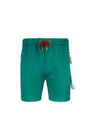 Off the pitch trackshort groen