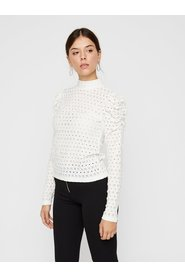 Blouse Broderie jersey
