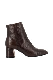 Gina coconut ankle boots