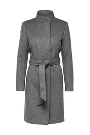Coat Recycled wool