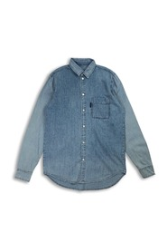 Fit Denim Shirt