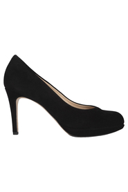Nubuck pumps