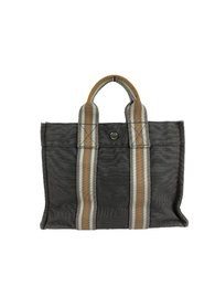Canvas Fourre Tout PM Bag Ginza 2001 Limited Ed