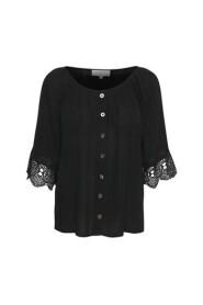 Bea button blouse