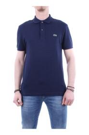 Lacoste-ph4012 gebreide polo Polo-shirt