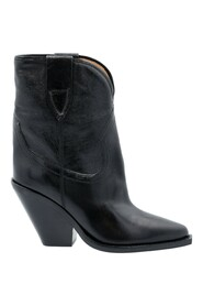 Leyane Western Style Mid-Calf Boots