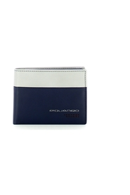 Urban wallet with coin purse