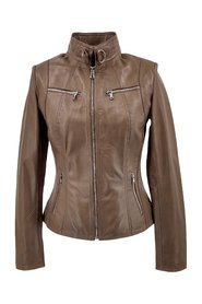 P 14-01 Leather Jacket