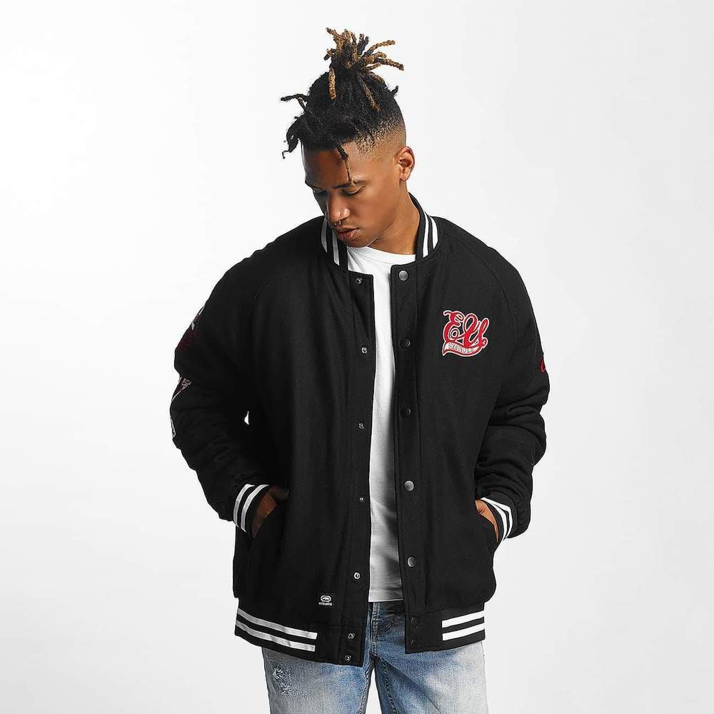 College Jacket Big Logo