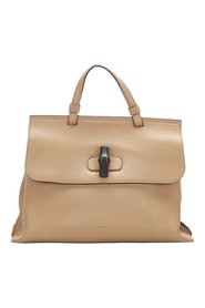 Bamboo Daily Leather Satchel