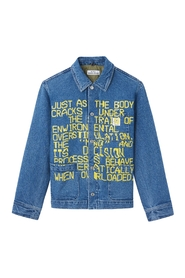 Denim A.P.C Braindead Veste Imhotep Ytterplagg