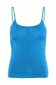 Strap top Spagetti Ruched
