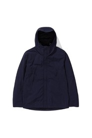 Ursand packable hooded short parka