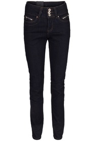 Dark blue denim Marc Lauge Gussi jeans