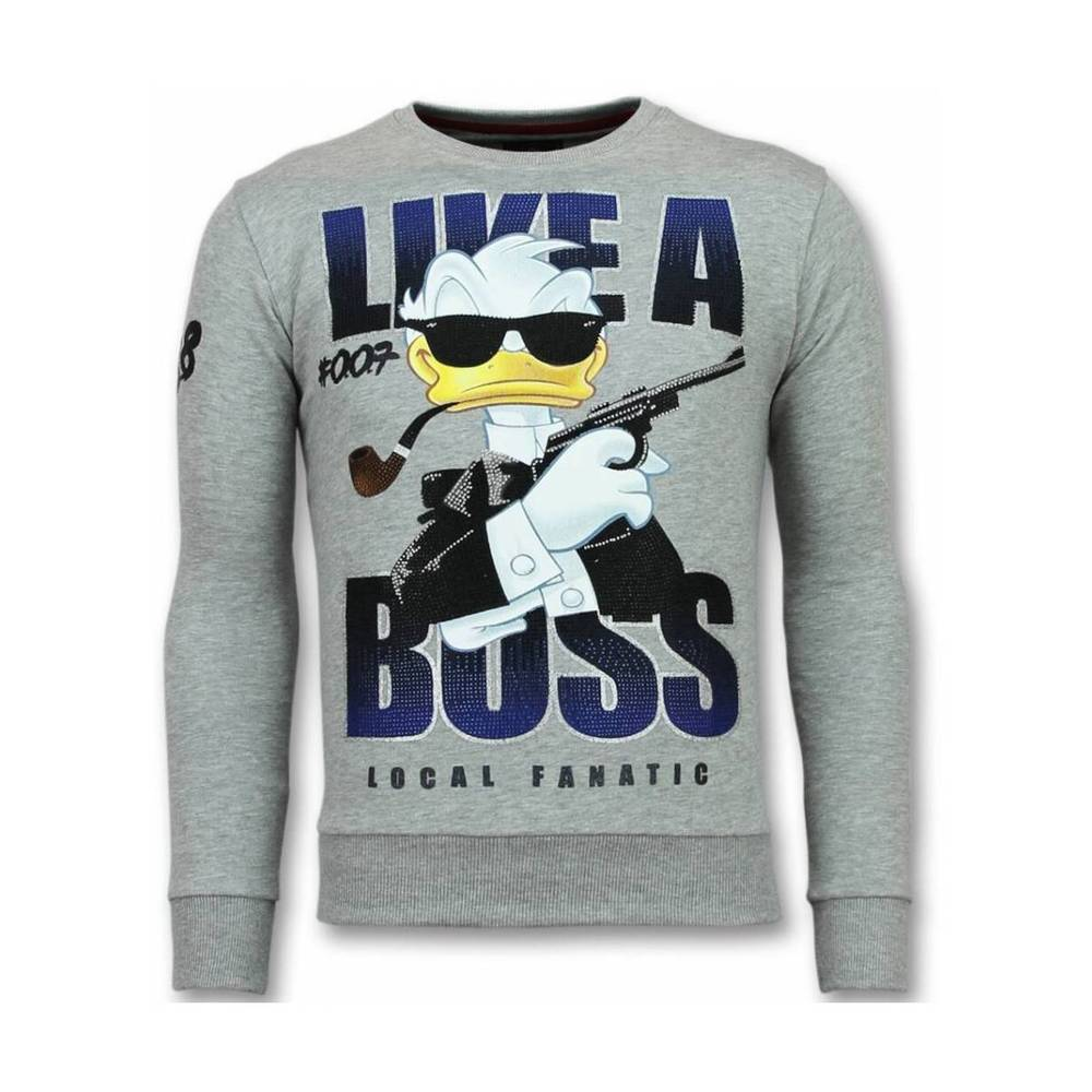 007 Trui James Bond Heren Sweater