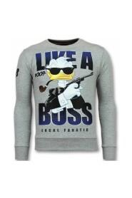 007 Sweater James Bond Herre sweater