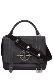 Sort Jw Anderson Accessories Disc Satchel Veske