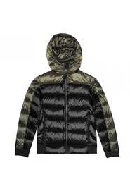 Pharrell Hooded Puffa Jacket